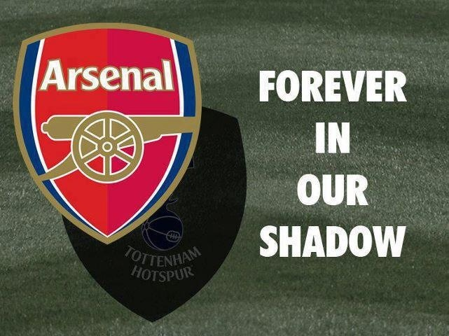 funny tottenham arsenal pictures