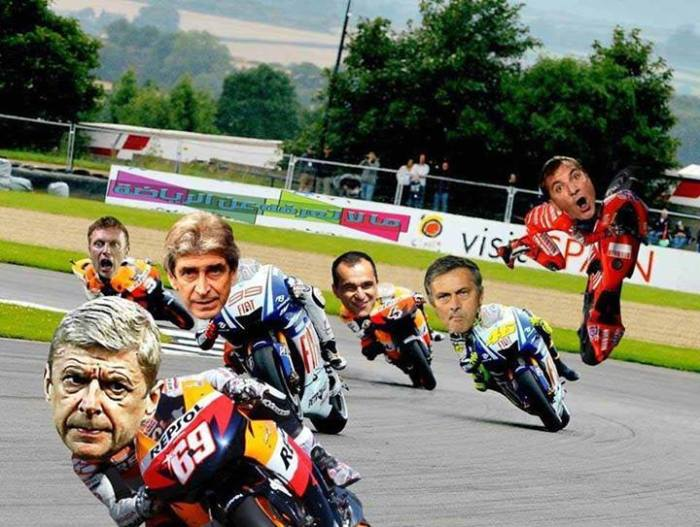 title race at the moment