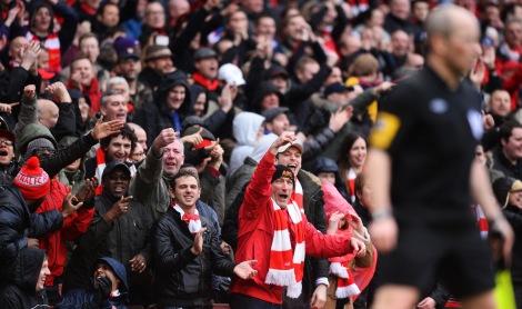 Arsenal Fans