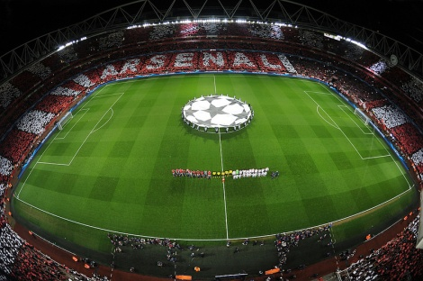 Arsenal stadium beauty