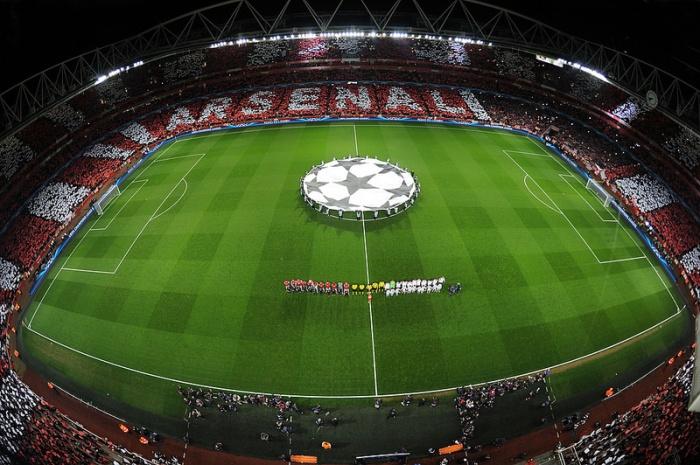 Arsenal stadium beauty