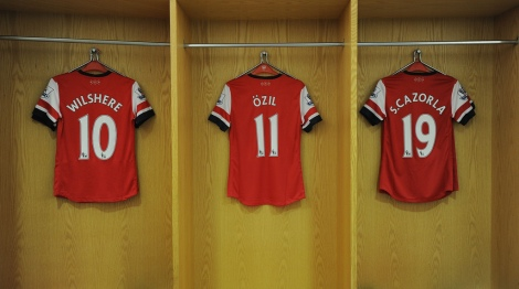 arsenal dressing